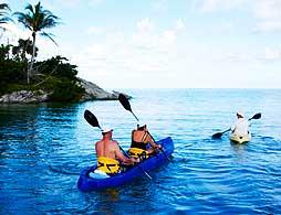 Fantasea Adventure Bus - Kayaking Excursion