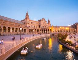 Seville Full Day Tour