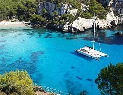 Catamaran Tour - Menorca