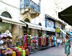 Limassol Shopping Experience
