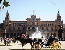 Panoramic Walking Tour of Seville