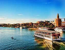 Seville City Tour and Guadalquivir Cruise