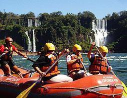 Macuco Safari and Rafting