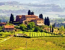 Chianti Colours and Flavours Half Day Tour