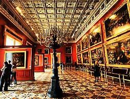 St Petersburg City Tour and Hermitage