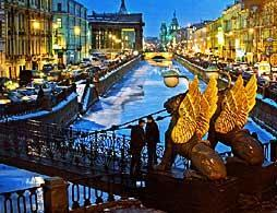 St Petersburg Hop on Hop off Bus City Tour