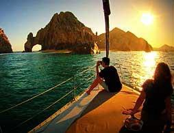 Sunset Sailing Cabo