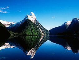 Milford Sound - Coach in,Fly out