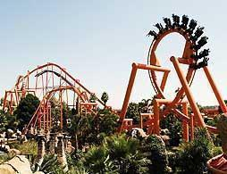 Gold Reef City Tour