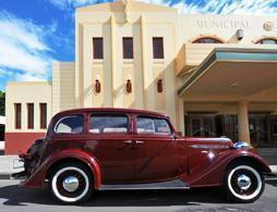 Art Deco Trust - Vintage Car Tour