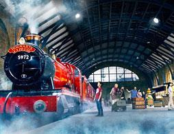 Harry Potter Studio plus transport from London