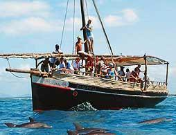 Wasini Dhow Excursion