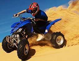 Enjoy a Quad Bike Adventures