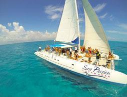 Sea Passion Yacht to Isla Mujeres