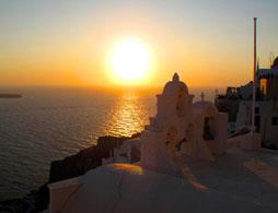 Oia Sunset & Traditional Villages