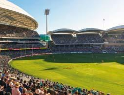 Adelaide Oval Stadium Tour