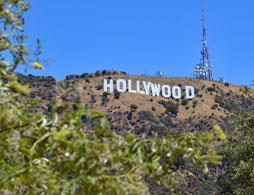Hollywood and Movie Stars tour