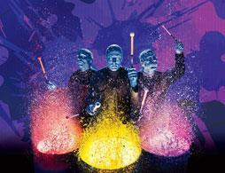 Universal Orlando & Blue Man Group Combo