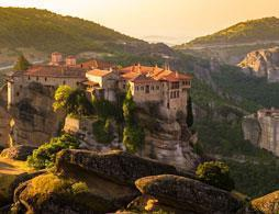 Meteora Day Tour by Train - 1st Class
