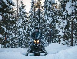 Taste of Electric Snowmobiling