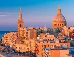 Valletta - City of the Knights