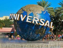Universal Studios Hollywood 1 day - 2nd day Free OFFER