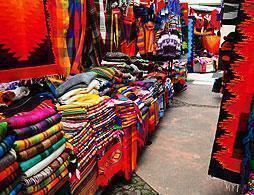 Otavalo Handicraft Tour & Lunch