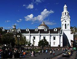 Quito & The Center of the World Tour