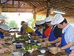 Baan Hongnual Cookery School