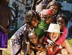 Tiwi Islands Aboriginal Culture Experience by air