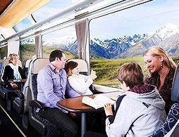 TranzAlpine Day Excursion