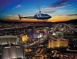 Vegas Nights - Helicopter