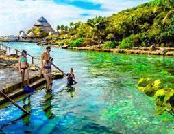 Xcaret Eco-Waterpark Excursion
