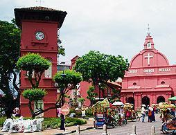 Historical Malacca Day Tour