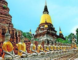Ayutthaya Day Cruise