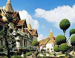 Grand Palace and Canals Tour