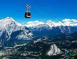 Explore Banff including Gondola