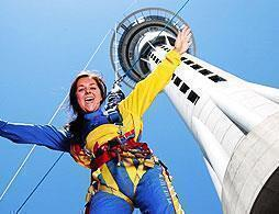 Sky Jump - NZ's Highest Jump
