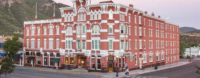 Historic Strater Hotel