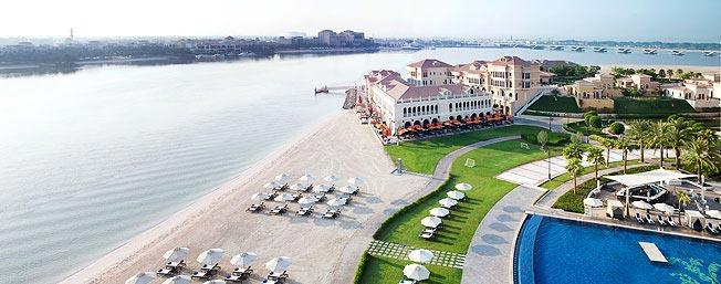 The Ritz Carlton Abu Dhabi (Grand Canal)