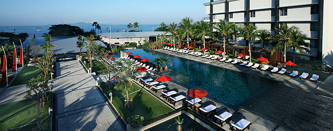 Amari Ocean Pattaya (formerly Orchid)