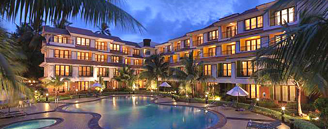 Double Tree by Hilton Goa (formerly Rivi