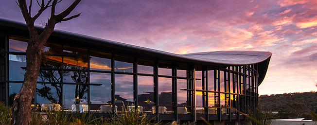 Saffire Freycinet Lodge