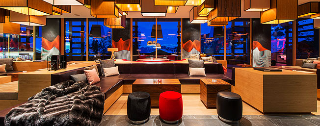 Where to stay in Verbier