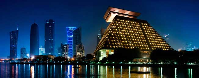Sheraton Grand Doha Resort Convention Hotel