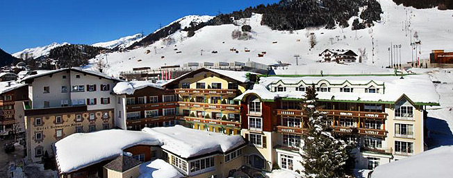 Where to stay in St Anton
