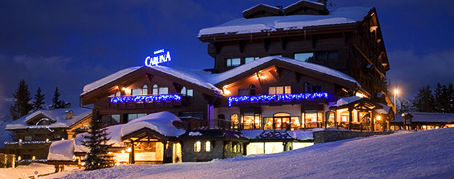 Where to stay in Courchevel