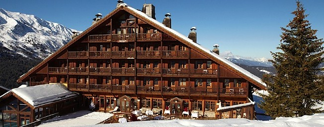 Where to stay in Meribel