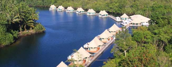 4 Rivers Floating Eco Lodge
