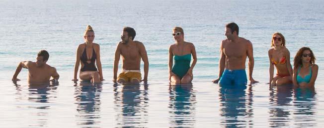 Live Aqua Cancun Hotel Reservations Call 0330 100 2220